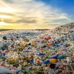 Plastic accumulation